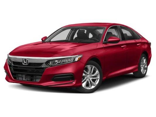 Honda Dealers In Delaware >> 2019 Honda Accord Lx 1 5t Cvt In Marysville Oh Columbus Honda