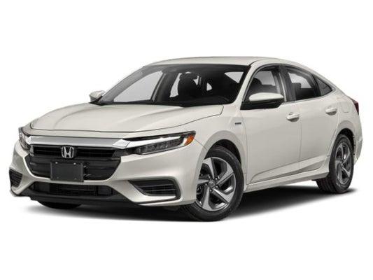 Honda Dealers In Delaware >> 2019 Honda Insight EX CVT in Marysville, OH   Columbus ...