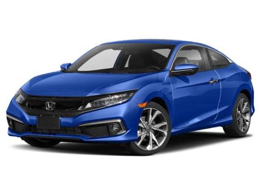 Honda Dealership Columbus Ohio >> 2020 Honda Civic Touring Cvt