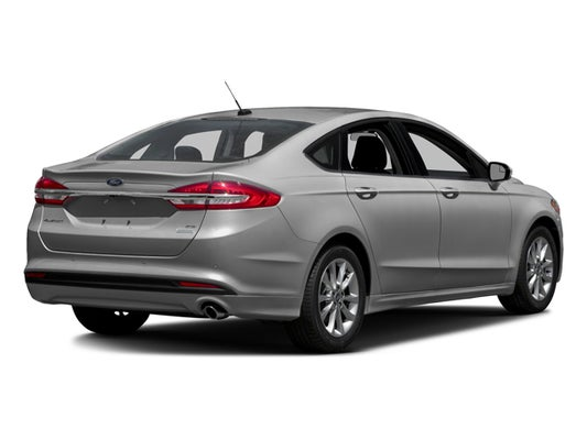 2017 Ford Fusion Se In Marysville Oh Honda