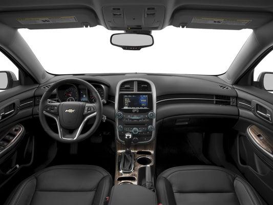 2016 Chevrolet Malibu Limited Ltz In Marysville Oh Honda