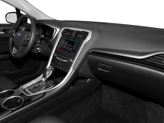 2016 ford fusion manual transmission