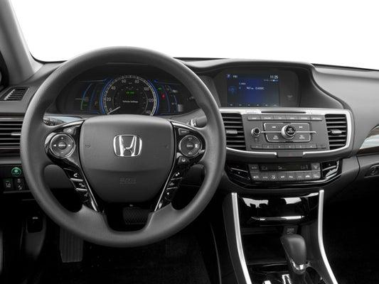 2017 Honda Accord Hybrid In Marysville Oh